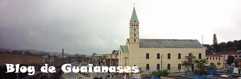 Blog Oficial de Guaianases