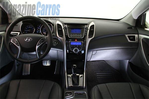 Novo+Hyundai+i30+2013+painel