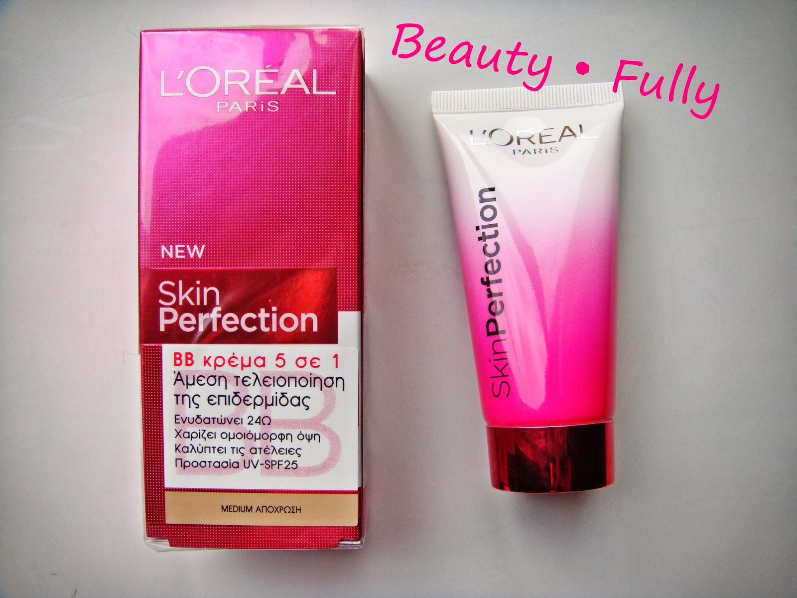 l'oreal BB Skin Perfection