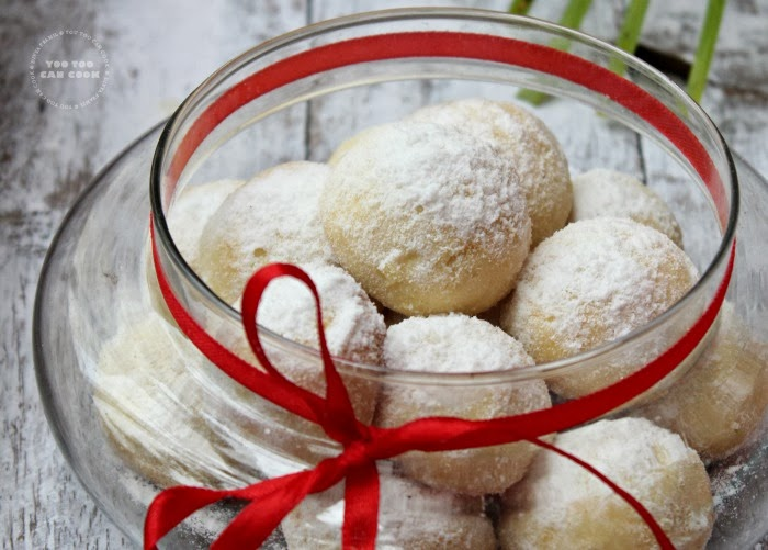 Melting Moments | Easy Eggless Cookies | Christmas Recipes | Christmas ...