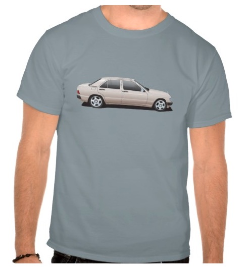 Mercedes t-shirts