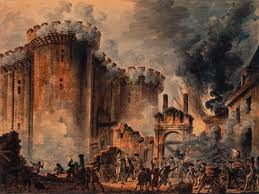 Francuska revolucija,Pad Bastilje