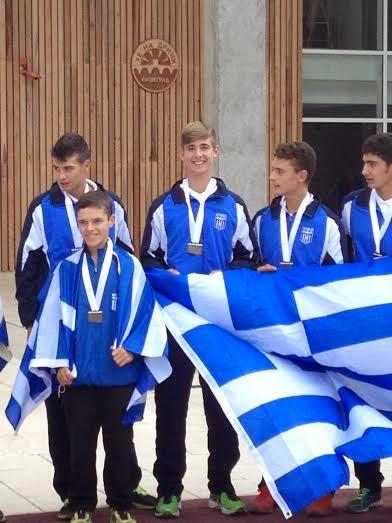 Μετάλλια για τους αθλητές του Δημοτικού Ναυταθλητικού Ομίλου Ηγουμενίτσας,στο Βαλκανικό Πρωτάθλημα Κωπηλασίας