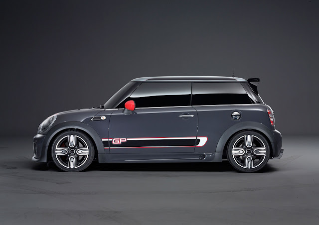 MINI John Cooper Works GP side