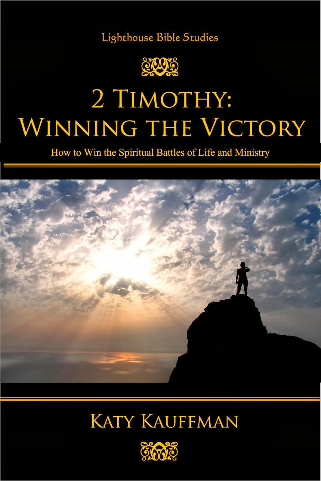 My New Book, 2 Timothy: Winning the Victory