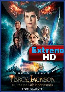 Percy Jackson y el Mar de los Monstruos | 3gp/Mp4/DVDRip Latino HD Mega