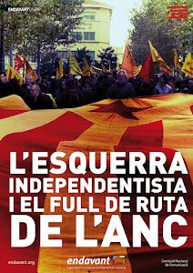 L'esquerra independentista i el full de ruta de l'Assemblea Nacional Catalana