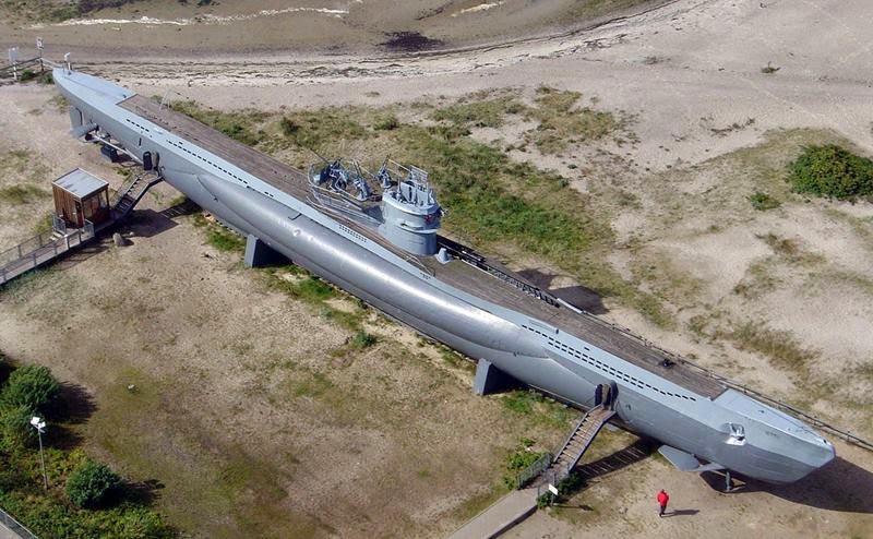 подводные лодки второй мировой