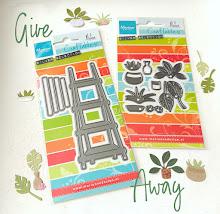 GiveAway Marleen's Shelves & Greenery