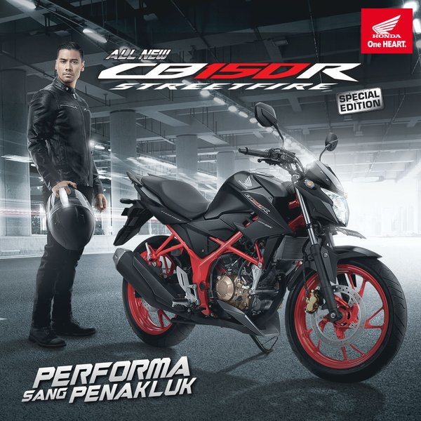 All New Honda CB150R Edisi Spesial Resmi Launching