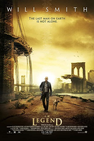 I Am Legend (2007) Full Movie Dual Audio [Hindi+English] Complete Download 480p BluRay