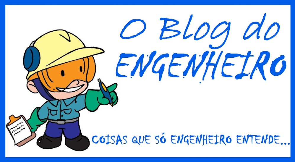 O BLOG DO ENGENHEIRO!