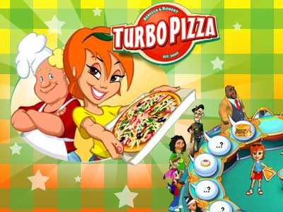 Turbo Pizza PC Game Free Download