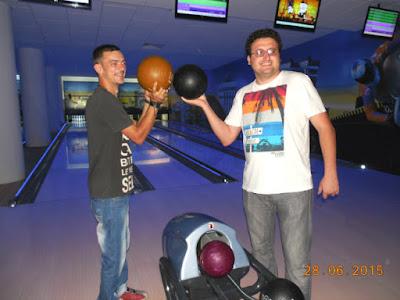 echipe la bowling
