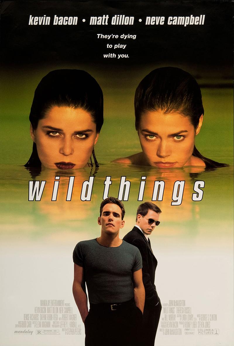 Wild Things (1998) (Unrated Version) BrRip 1080p