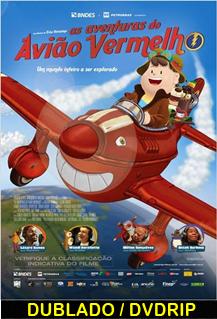 Assistir As Aventuras do Avião Vermelho Nacional