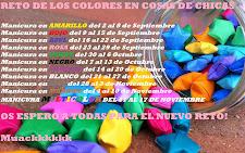 Reto de los Colores
