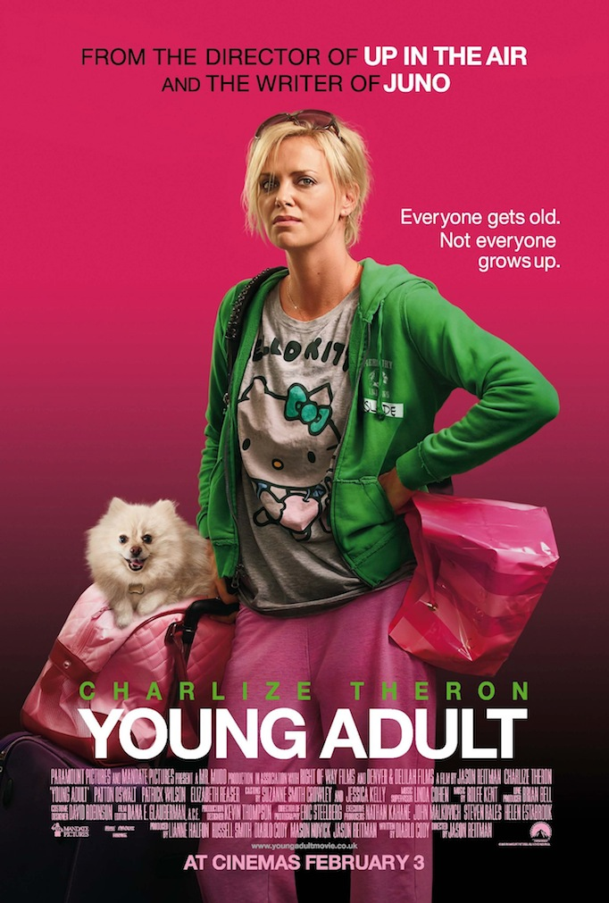 Resenha filme Jovens Adultos (Young Adult). Por Lucas Wagner. A adolescência ...