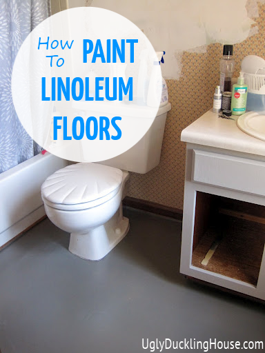 mel liza low cost flooring On can you paint linoleum