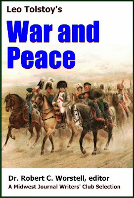 Leo Tolstoy's War and Peace - classic fiction