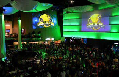 Dragon Con Night at Georgia Aquarium