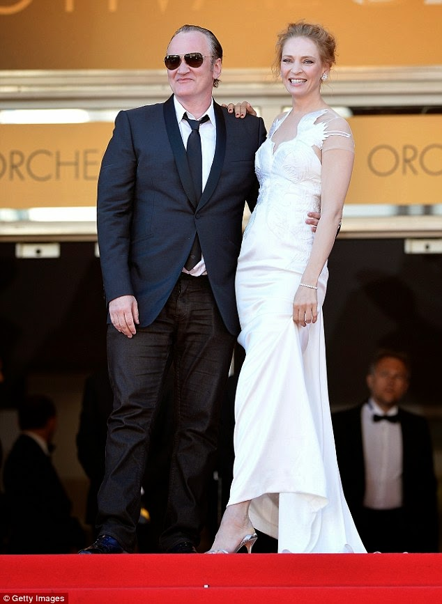quentin dating site Quentin tarantino has finally landed his muse after decades of working together,  the filmmaker, 51, and actress uma thurman, 44, are finally.
