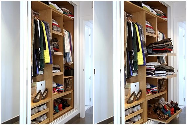 Organizando el armario oh my blog - Armarios para entradas ...
