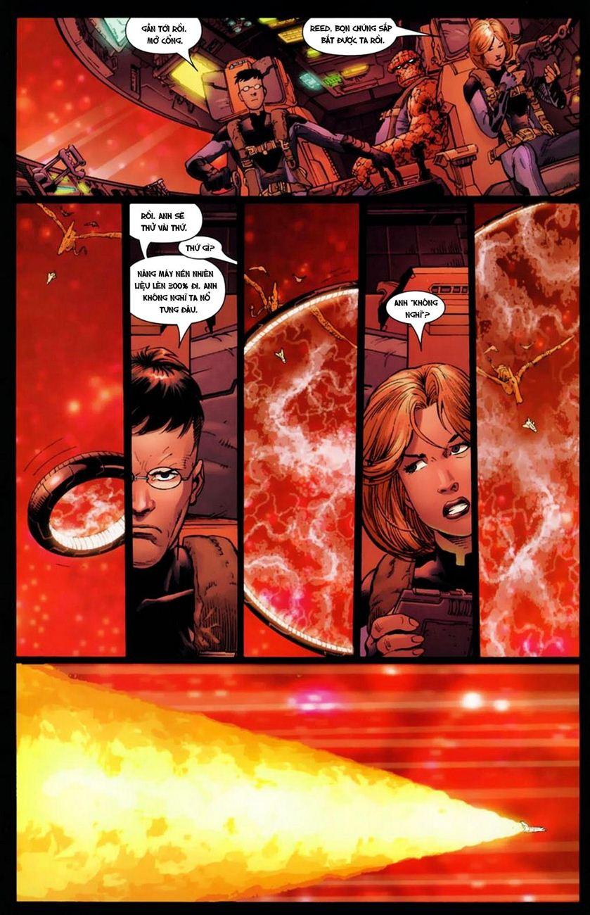 Ultimate Fantastic Four chap 17 - Trang 21