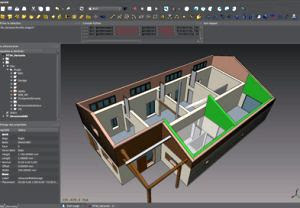 10 programmi cad gratuiti per disegno tecnico 2d e for Software di architettura gratuito online