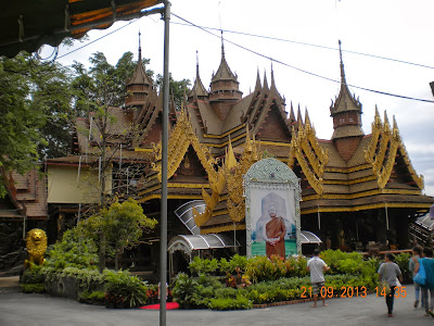 Wat Sangkhathan Nonthaburi วัดสังฆทาน นนทบุรี