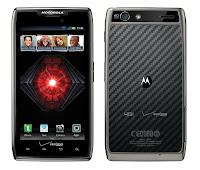 Verizon Motorola DROID RAZR MAXX, DROID RAZR in Purple announced at CES 2012 a