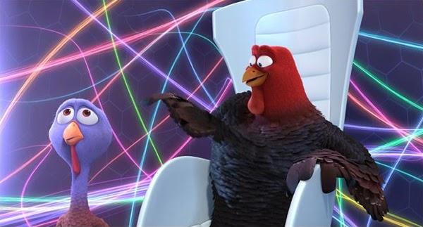Crítica de la cinta animadaVaya Pavos  (Free Birds)