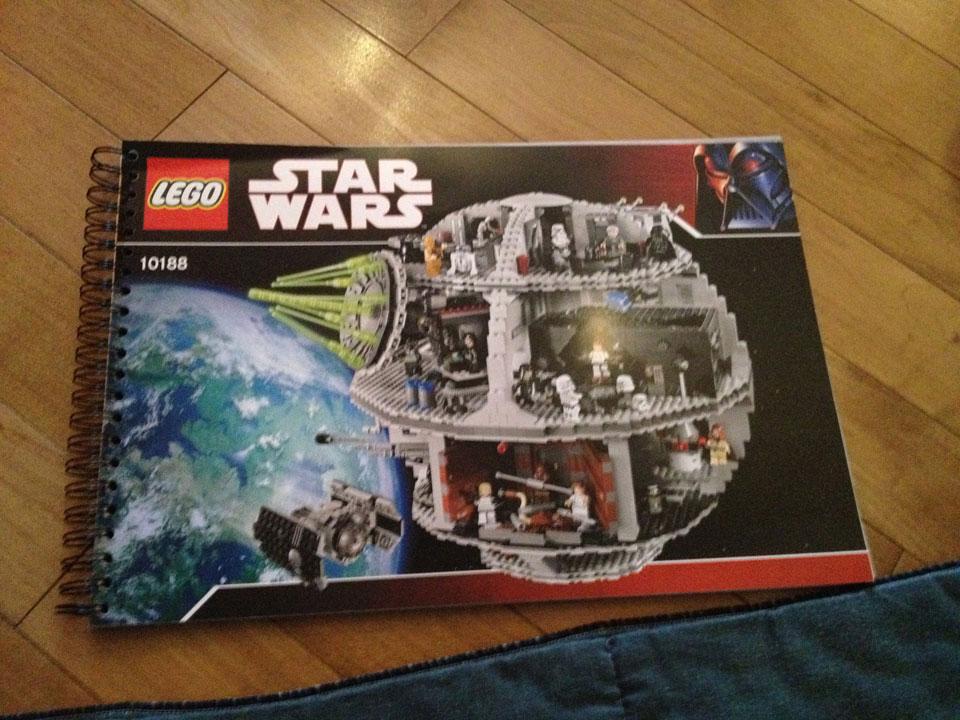 death star lego box - photo #18