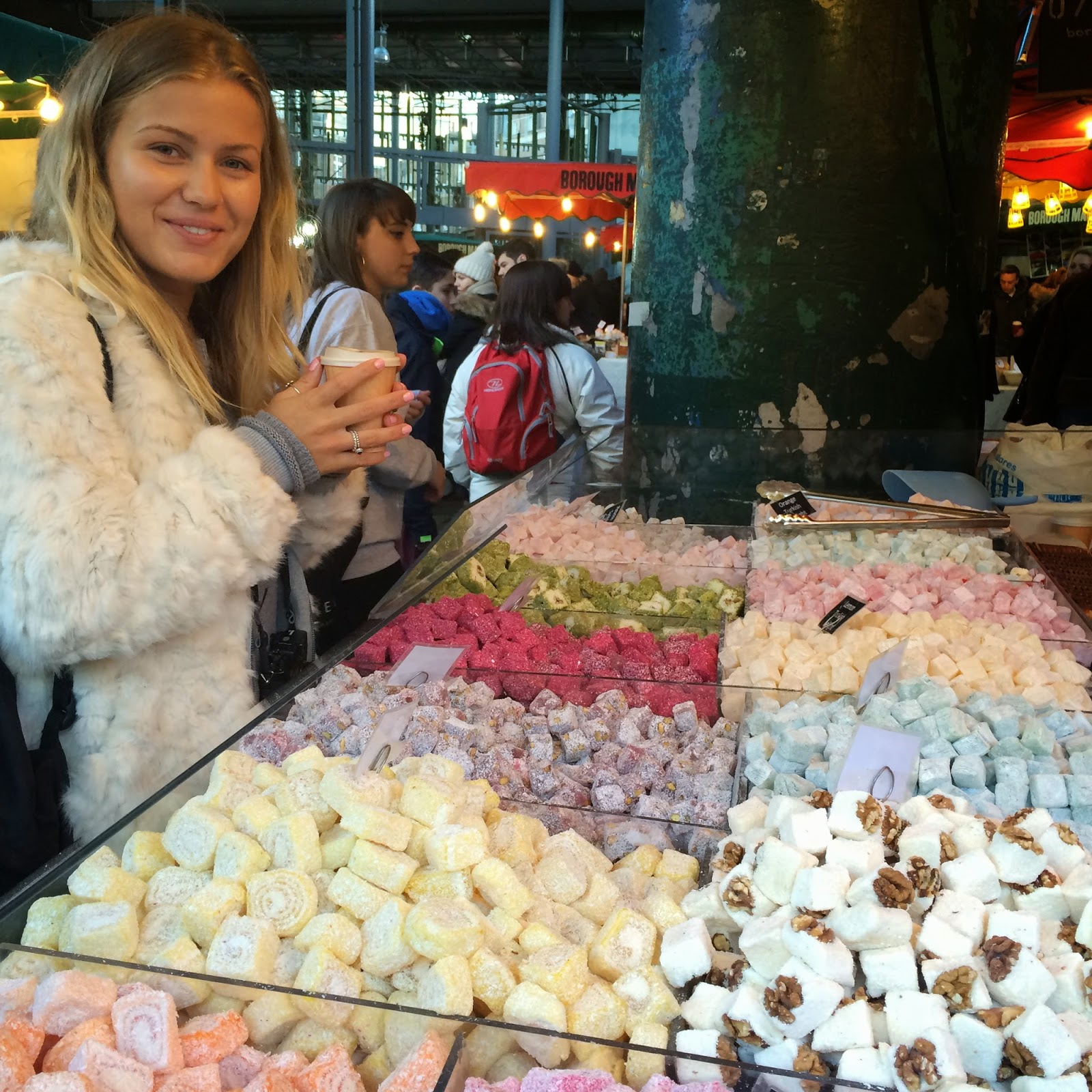 Borough Market + WokIt Noodles - Being a tourist in my own city...