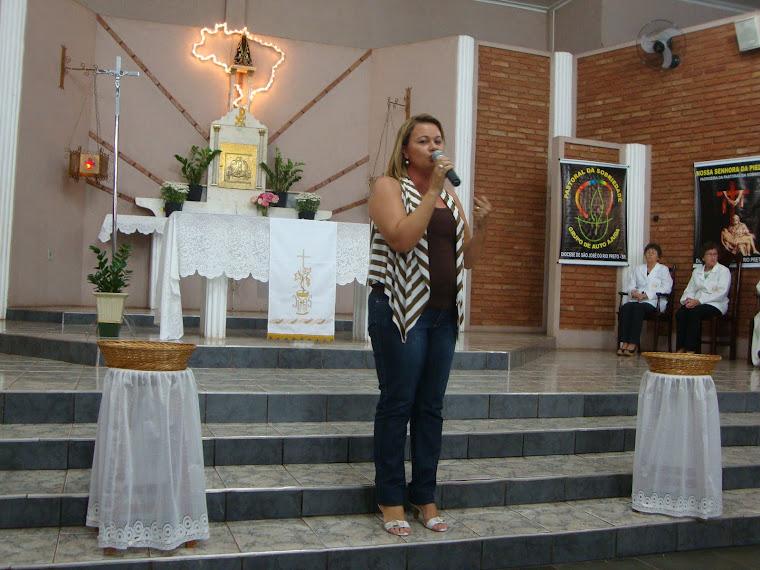 Missa Diocesana em  Nova Aliança-SP