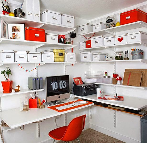 Cool Office Design Ideas  Italian Home Decoration