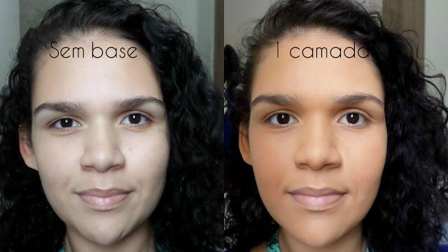 testando a base antes e depois