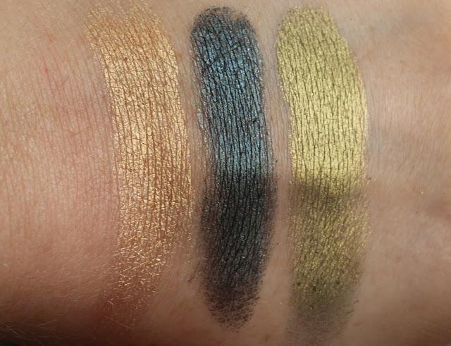 Makeup Geek Foiled shadows magic Act, Houdini, Jester
