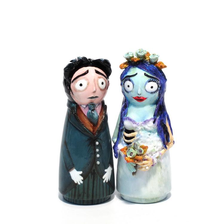 Bride & Groom Dead Weddding 00015 ~ muddydeadwedding