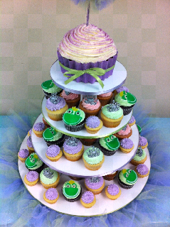 babycakes couture sweets blog princess and the frog baby shower