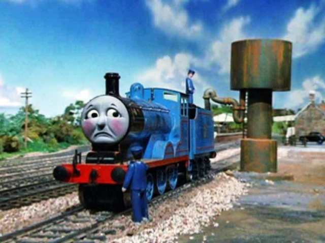 Thomas the Tank Engine and Friends  Thomas Gets Bumped VHS