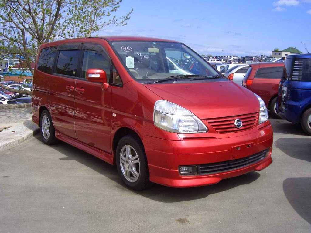 2014 Nissan Serena Wallpaper