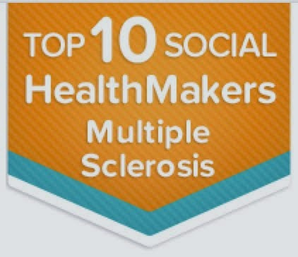 Top 10 Social MS Healthmakers - Sharecare 2013