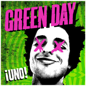 iUno!, Green Day Album Cover