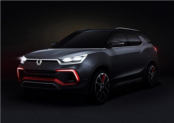 Ssang Yong XLV-Air Concept