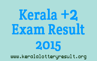 Kerala Plus Two Exam Result 2015