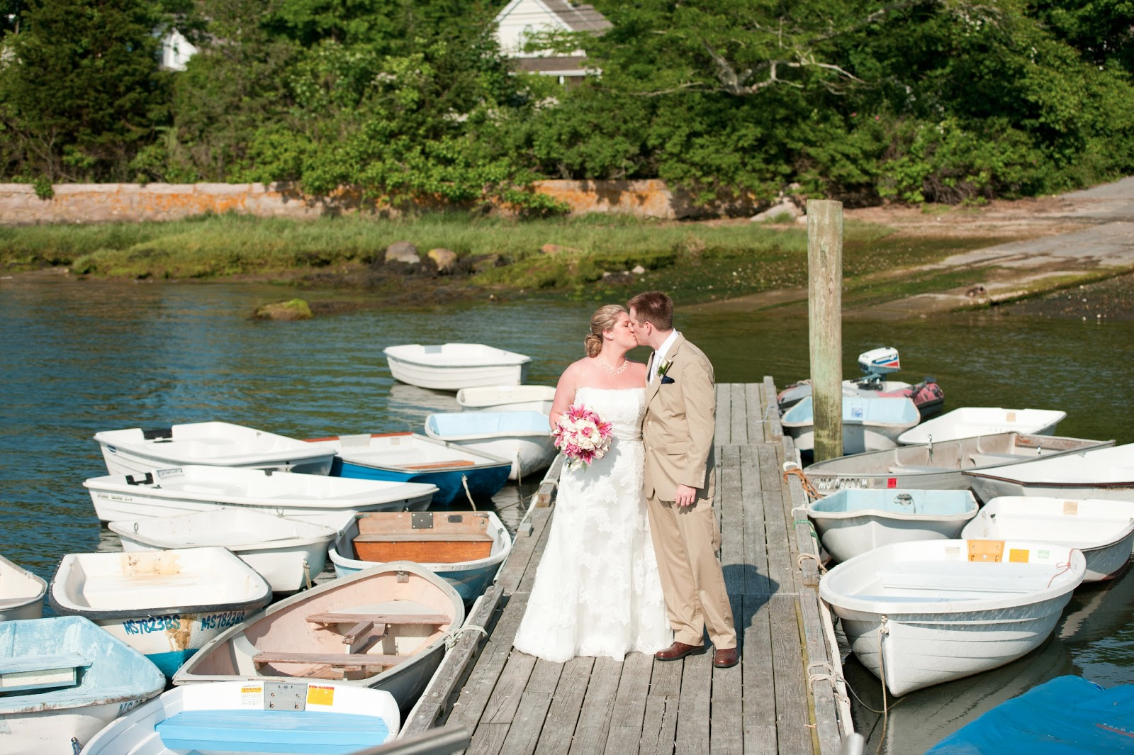 Which season to choose for your cape cod wedding