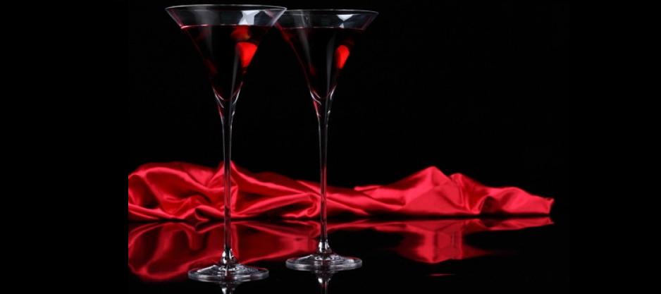 poesia e vinho tinto