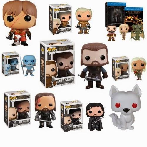Game Of Thrones: Nuevas figuras de colección by Funko