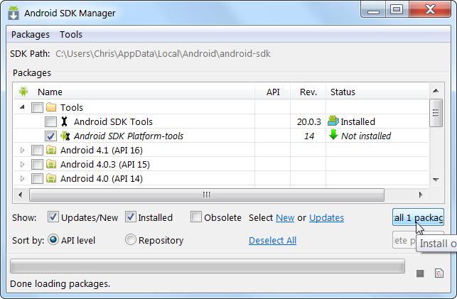Cara Install dan Menggunakan ADB Android Debug Bridge
